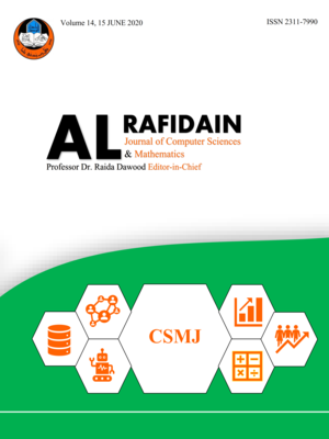 AL-Rafidain Journal of Computer Sciences and Mathematics